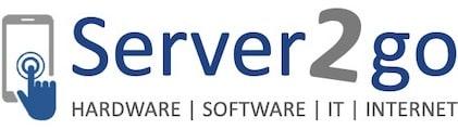 Server2go Logo